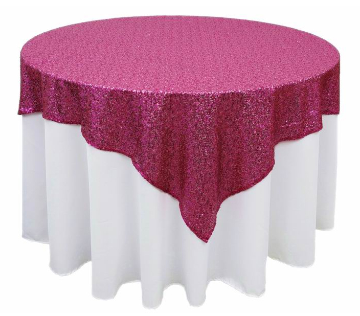 Marvelous Sequins Tablecloth