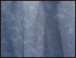 "Faux Denim 12"" x 72"" Table Runner"