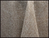 "Faux Burlap 90"" Round Tablecloths"