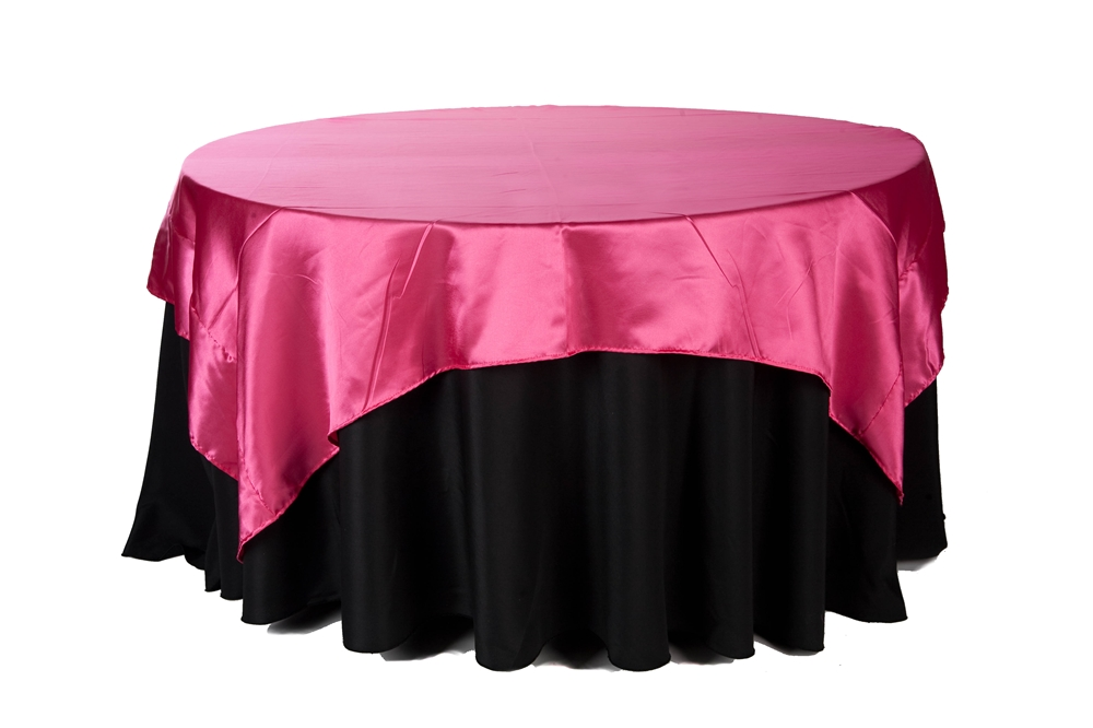 Satin Square Tablecloths Seamless