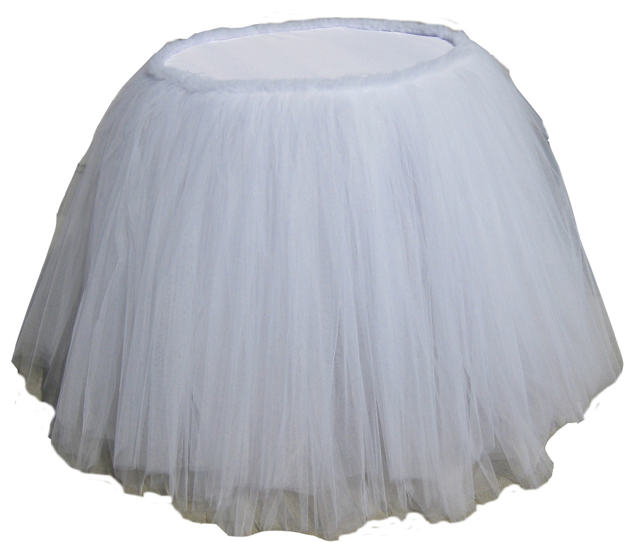 Round Ballerina Tablecloth