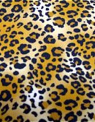 Linen N Chair Covers - Leopard