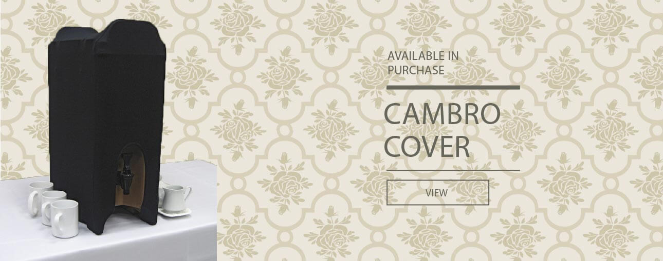 Spandex Cambro Covers