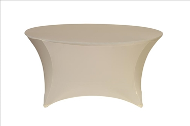 "Spandex 30"" High Round Tablecloths"