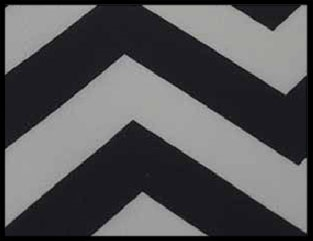 "Chevron 90"" Round Tablecloths"