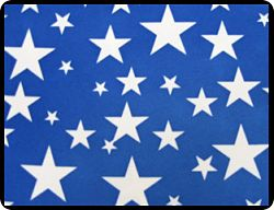 "Stars 72"" x 120"" Rectangle Tablecloths"