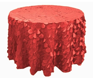 Hanging Petals Round Tablecloths